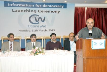 Independent and pluralist media to guarantee free and fair elections