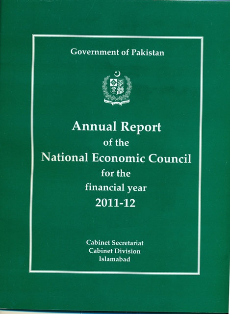 Review of Annual Report of the National Economic Council