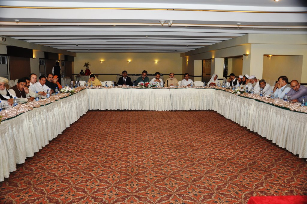 UNDP-AHKRC Joint Consultation on KPK Local Government Bill