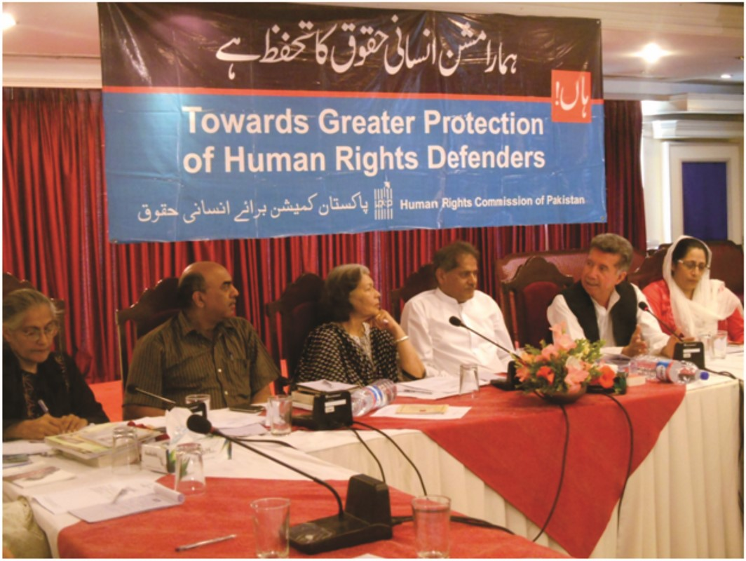 Call to protect human rights defenders
