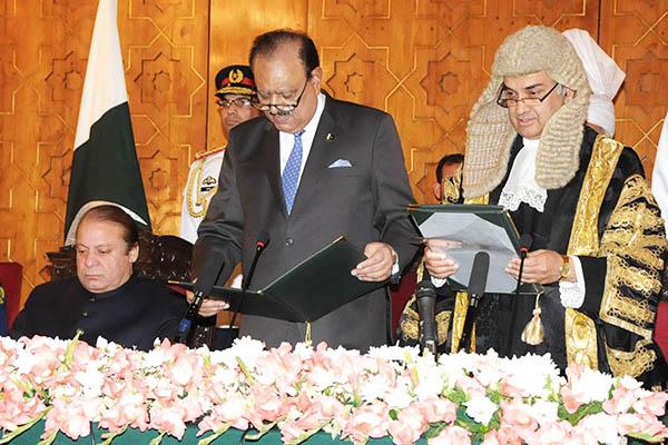 Justice (R) Nasir ul Mulk