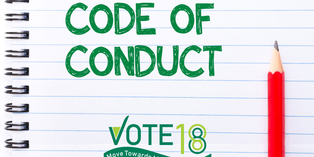 Code of Conduct for Election-2018
