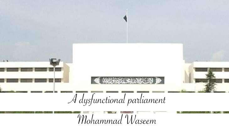 A Dysfunctional Parliament