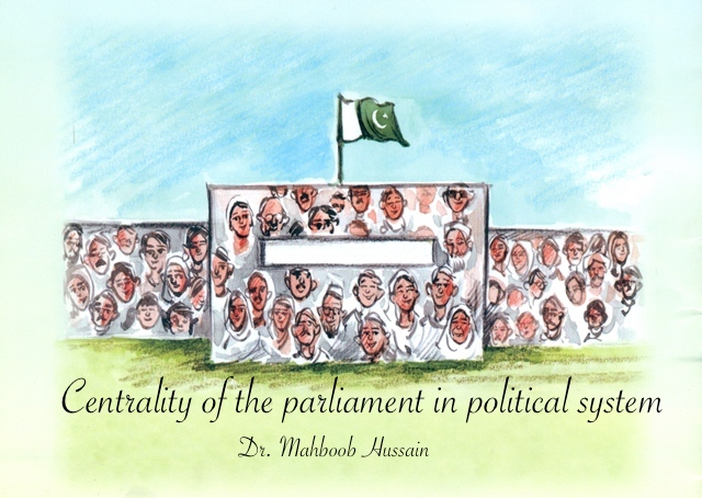 Centrality of the parliament in political system