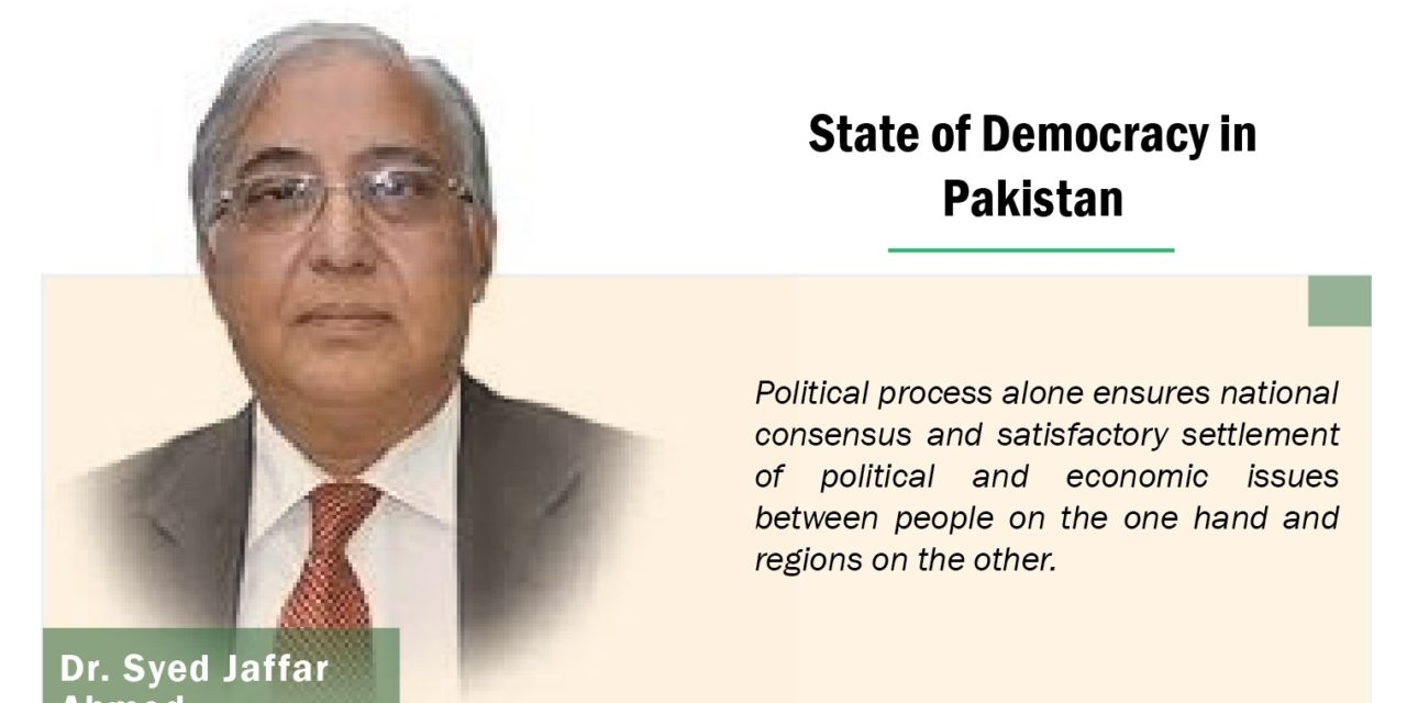 State of Democracy in Pakistan