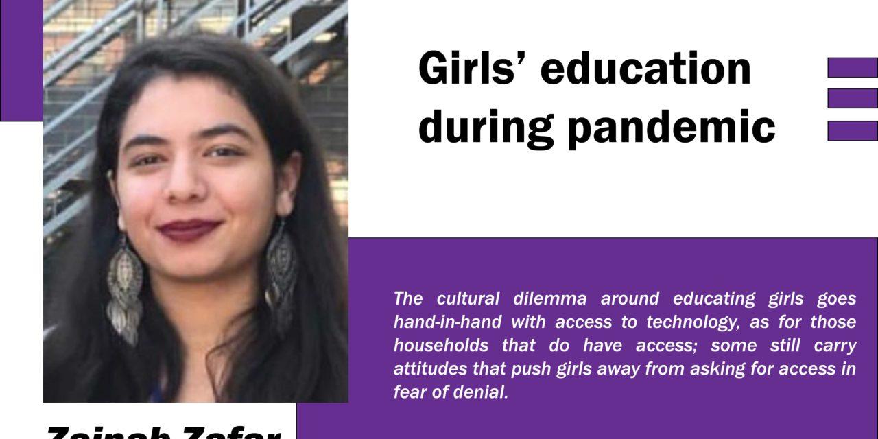 Girls' Education During Pandemic
